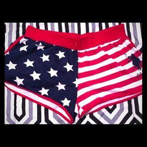 American flag 🇺🇸 shorts